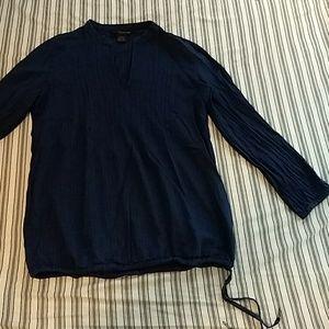 New listing! Lightweight CK blouse